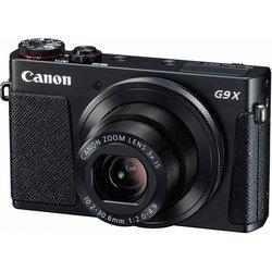 Canon PowerShot G9 X (0511C002) (черный)