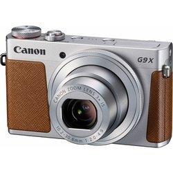 Canon PowerShot G9 X (0924C002) (серебристый)