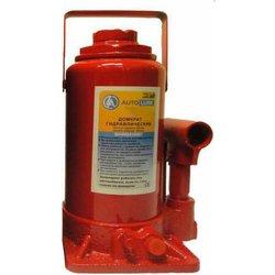 Домкрат гидравлический Autoluxe Т20420 (красный)
