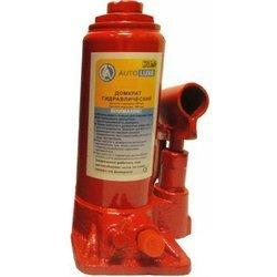 Домкрат гидравлический Autoluxe Т20404 (в кейсе) (красный)