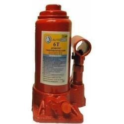 Домкрат гидравлический Autoluxe Т20406 (в кейсе) (красный)