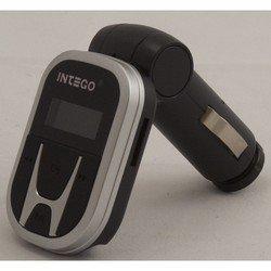 FM-трансмиттер Intego FM-101 (черный)