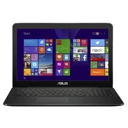 "asus x554lj (core i3 5005u 2000 mhz/15.6""/1366x768/4.0gb/1000gb/dvd-rw/nvidia geforce 920m/wi-fi/bluetooth/win 8 64)"