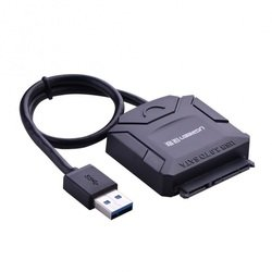 "Конвертер SATA 2.5, 3.5"" - USB 3.0 (Greenconnect UG-20231)"