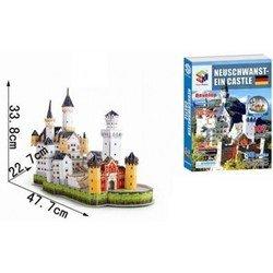 """3D Пазл """"Замок Нойшванштайн"""" (RC38418) (от 7 лет)"""