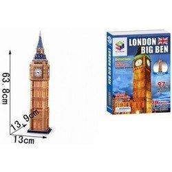 """3D Пазл """"Лондон Биг-Бен 3"""" (RC38419) (от 7 лет)"""