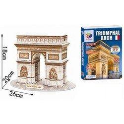 """3D Пазл """"Триумфальня арка"""" (RC38423) (от 7 лет)"""