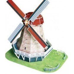 "3D ���� ""Holland Windmill"" (RC38429) (�� 5 ���)"