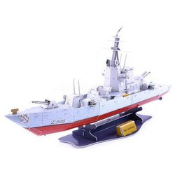 "3D ���� ""Super Battleship"" (RC38435) (�� 7 ���)"