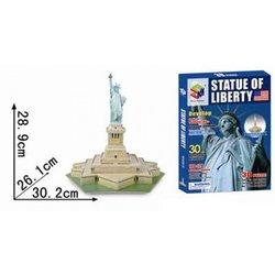 """3D Пазл """"Статуя свободы"""" (RC38433) (от 7 лет)"""
