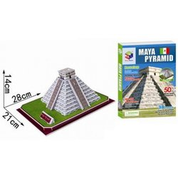 """3D Пазл """"Пирамида Майя"""" (RC38431) (от 7 лет)"""