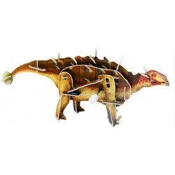 """Заводной 3D пазл """"динозавр Анкилозавр"""" (RC39687) (от 4 лет)"""