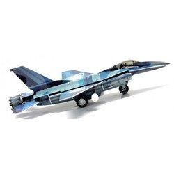 """Заводной 3D пазл """"самолет F-16"""" (RC39691) (от 4 лет)"""