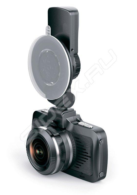 Видеорегистратор с оповещением о камерах и радарах