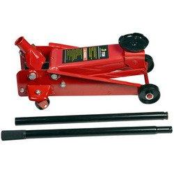 Домкрат гидравлический подкатной Autoluxe T31101 (красный)