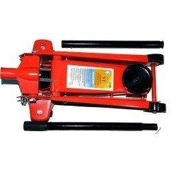 Домкрат гидравлический подкатной Autoluxe T31002B (красный)