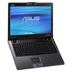 "asus m70sa (core 2 duo t9500 2600 mhz/17.0""/1920x1200/4096mb/1000.0gb/dvd-rw/wi-fi/win vista hp)"