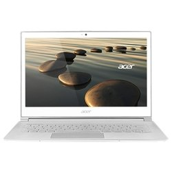 "acer aspire s7-393-55204g12ews (intel core i5 5200u 2200 mhz/13.3""/2560x1440/4.0gb/128gb ssd/dvd нет/intel hd graphics 5500/wi-fi/bluetooth/win 10 home)"