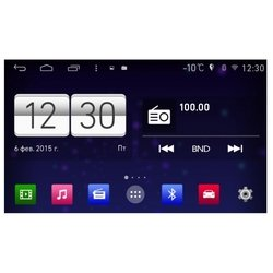 farcar s160 renault megane 2 на android (m098)
