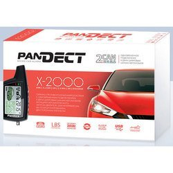 Иммобилизатор Pandect X-2000