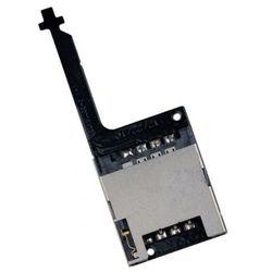 Шлейф для HTC Incredible S с разъемом сим-карты (15062)