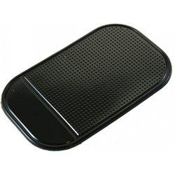 Коврик на приборную панель Wiiix SP-01B (черный)
