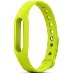Сменный ремешок для фитнес браслета Xiaomi Mi Band (Mi Fit) (зеленый)