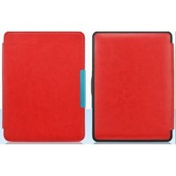 Чехол-книжка для Kobo Glo HD (Slim KG-R01RD) (красный)