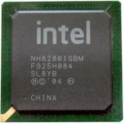 Южный мост Intel NH82801GBM (TOP-SL8YB)