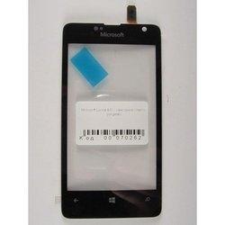 Тачскрин для Microsoft Lumia 430 Dual SIM (70262) (черный) 1 категория
