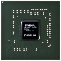 Видеочип nVidia GeForce Go7300 (TOP-GF-GO7300-B-N-A3)