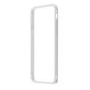 Чехол-бампер для Apple iPhone 6, 6S (0L-00002866) (белый) - Чехол для телефонаЧехлы для мобильных телефонов<br>Чехол плотно облегает корпус и гарантирует надежную защиту от царапин и сколов.<br>