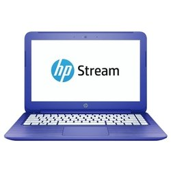"hp stream 13-c198ur (intel celeron n3050 1600 mhz/13.3""/1366x768/2.0gb/32gb ssd/dvd нет/intel gma hd/wi-fi/bluetooth/win 10 home)"