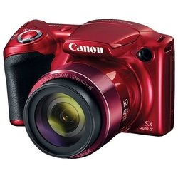 Canon PowerShot SX420 IS (1069C002) (красный)