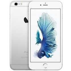 Apple iPhone 6S Plus 128Gb (MKUE2RU/A) (серебристый) :::