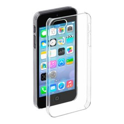 �����-�������� ��� apple iphone 5, 5s, se (deppa pure case 69003) (����������) + �������� ������