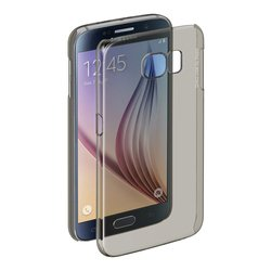 �����-�������� ��� samsung galaxy s6 (deppa pure case 69010) (������) + �������� ������