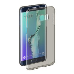 �����-�������� ��� samsung galaxy s6 edge+ (deppa pure case 69013) (������) + �������� ������