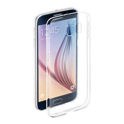 �����-�������� ��� samsung galaxy s6 (deppa gel case 85206) (����������) + �������� ������