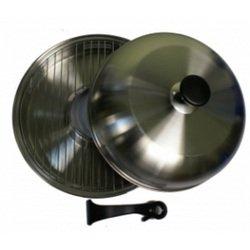 Сковорода гриль Чудо D-511 (32.8 см)