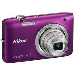 Nikon Coolpix A100 (фиолетовый)