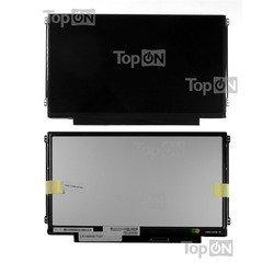 """Матрица для ноутбука 11.6"""", 1366*768, LED, 40 pin, SLIM, уши слева-справа (TOP-HD-116L-FLR-S)"""
