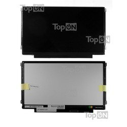 "������� ��� �������� 11.6"", 1366*768, LED, 40 pin, SLIM, ��� �����-������ (TOP-HD-116L-FLR-S)"