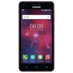 Philips Xenium V377 (красно-черный) :::