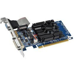 Gigabyte GeForce GT 610 2048Mb 64bit DDR3 810/1333 DVIx1, HDMIx1, CRTx1, HDCP (GV-N610-2GI) (RTL)