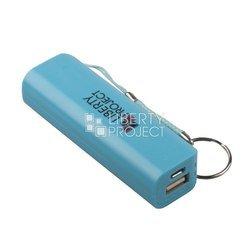 Внешний аккумулятор USB 2500 мАч (0L-00002283) (синий)