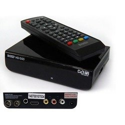 Эфирный ресивер HD-500