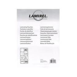 Пленка для ламинирования A3 (100 шт) (Lamirel LA-7865501)