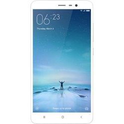 Xiaomi Redmi Note 3 32Gb (серебристый с белой передней панелью) :