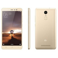 Xiaomi Redmi Note 3 16Gb (золотистый) :